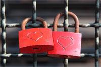 Liebesschloss in Bad Reichenhall online kaufen